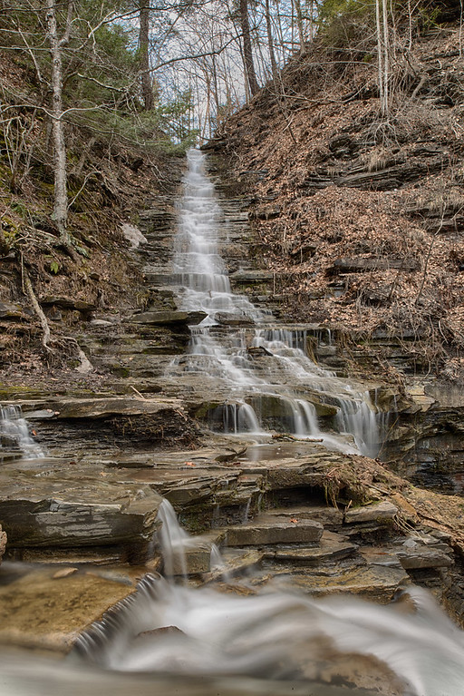 March 12 - Creamery Falls