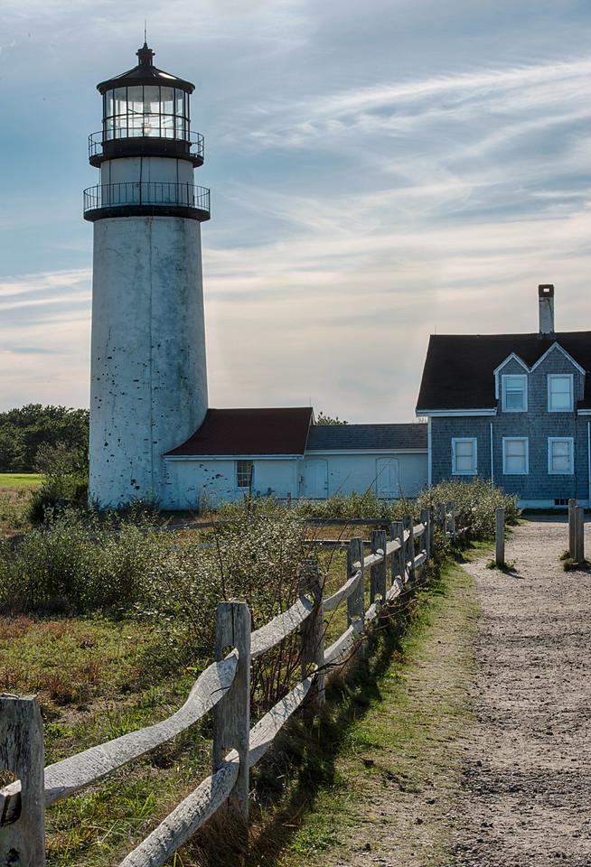 October 12 - Highland  Lighthouse, Truro, MA