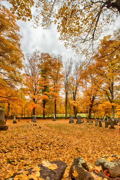 October 20 - Kelso Cemetery, West Kortwright, NY