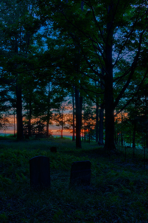 July 7 - Quaker Hill Cemetery - Brookfield