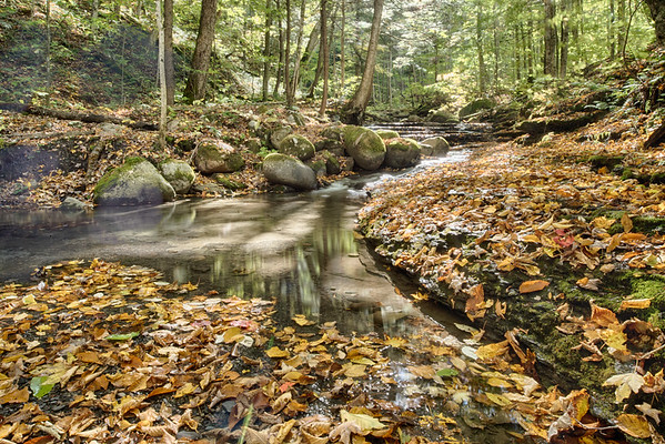 October 10 - Pixely Falls State Park
