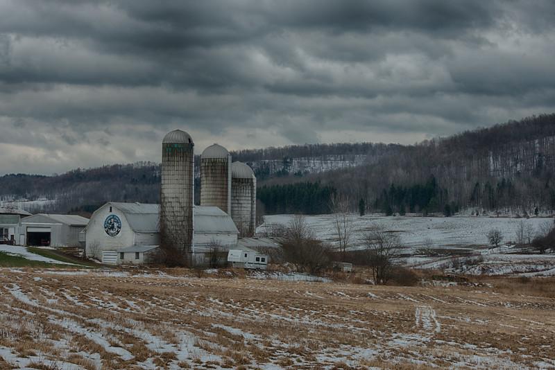 January 26 - Madison County Bicentennial Barn