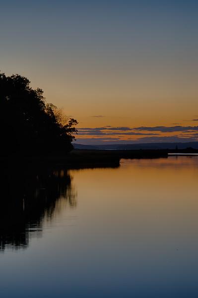 October 15 - Richmond Creek, Peconic, NY