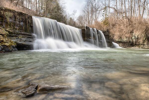 March 13 - Upperville Falls, Smyrna, NY