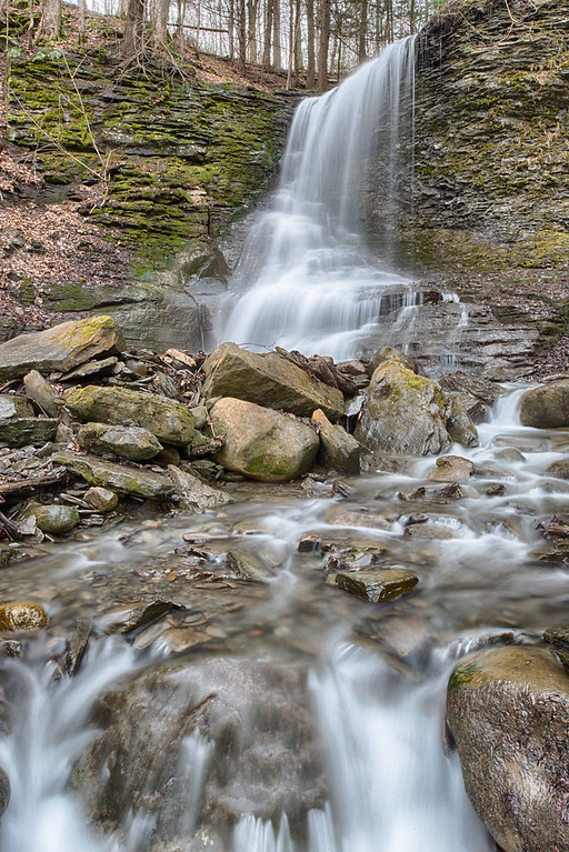 March 15 - Bucktail Falls