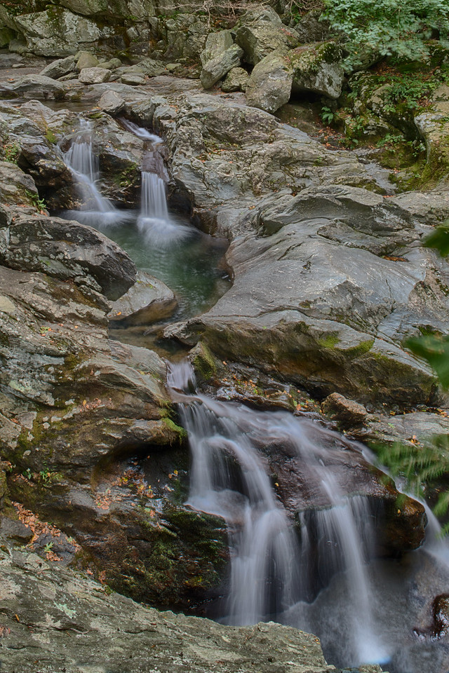 October 1 - Bish Bash Falls on the MA/NY State Line