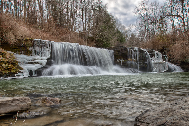 March 8 - Upperville Falls, Smyrna, NY