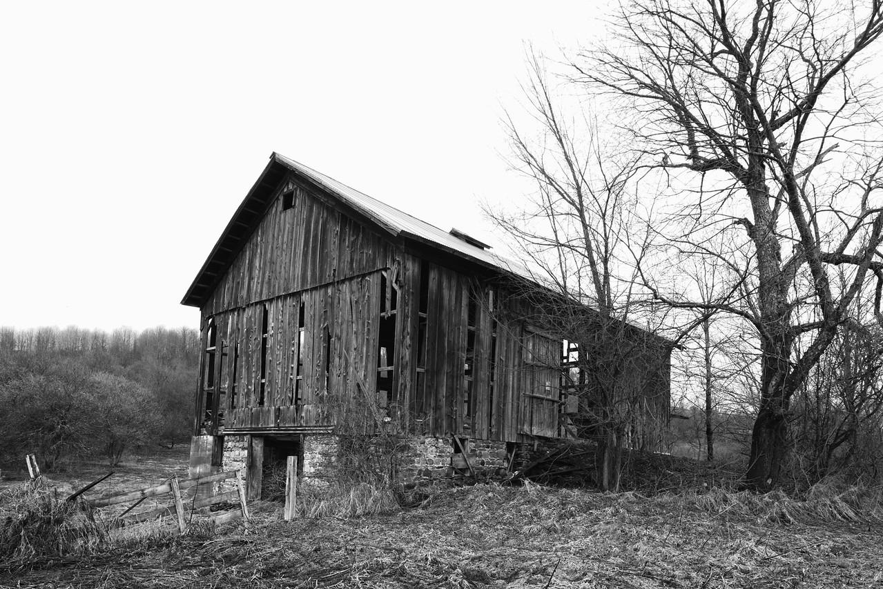 March 7 - South Brookfield Barn