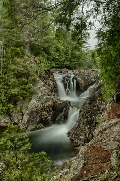 July 17 - Split Rock Falls