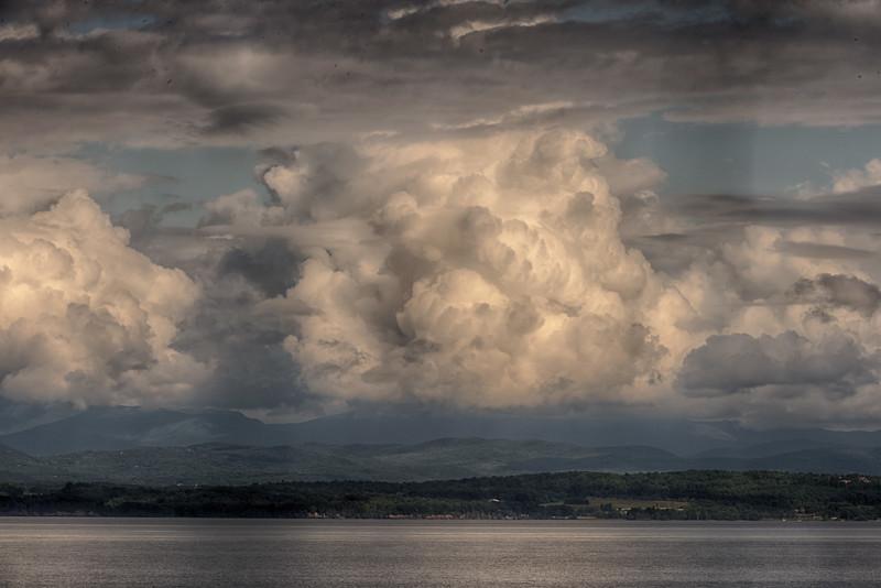 July 15 - Lake Champlain