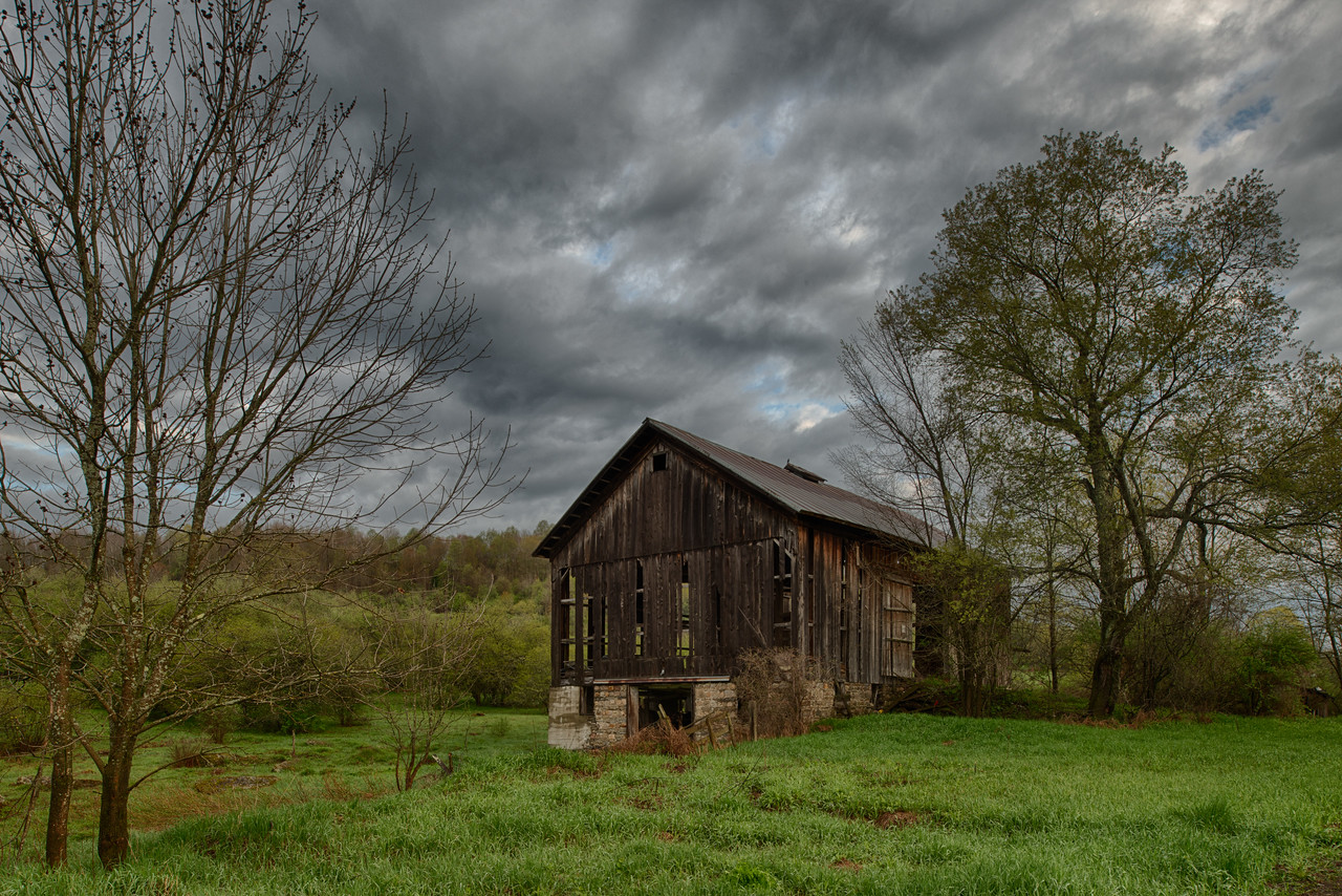 May 2 - South Brookfield Barn