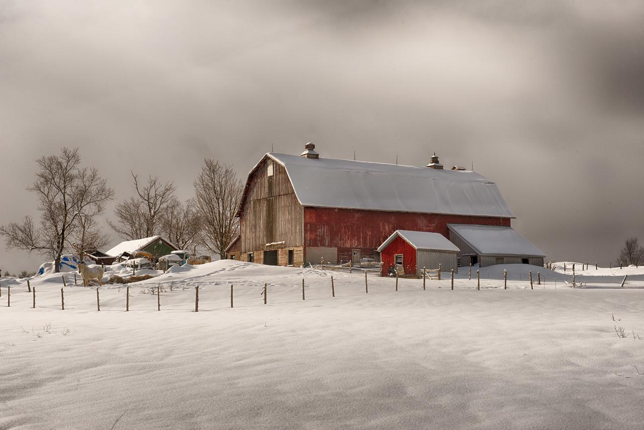 January 8 - Southern Tug Hill Region
