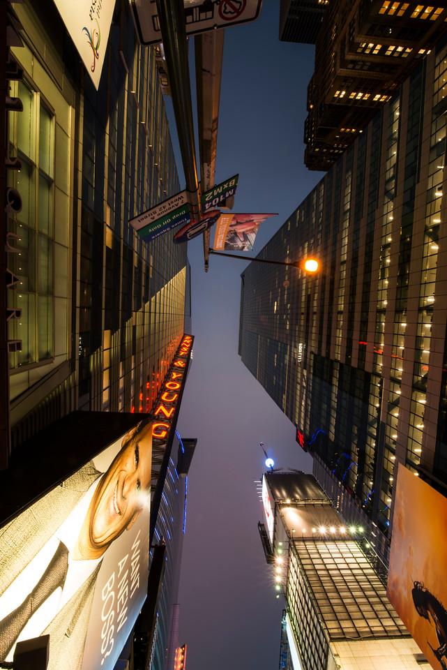 June 5 - Near Times Square