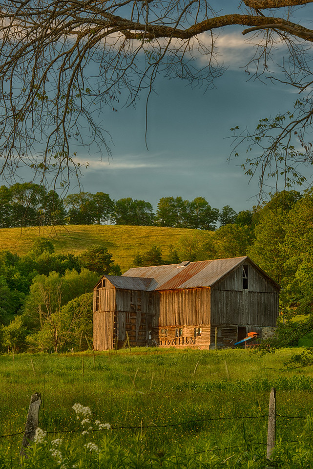 July 3 - South Brookfield Barn