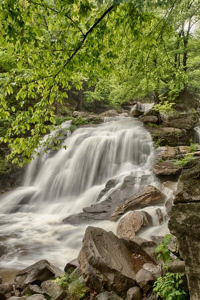 June 6 - Bastion Falls