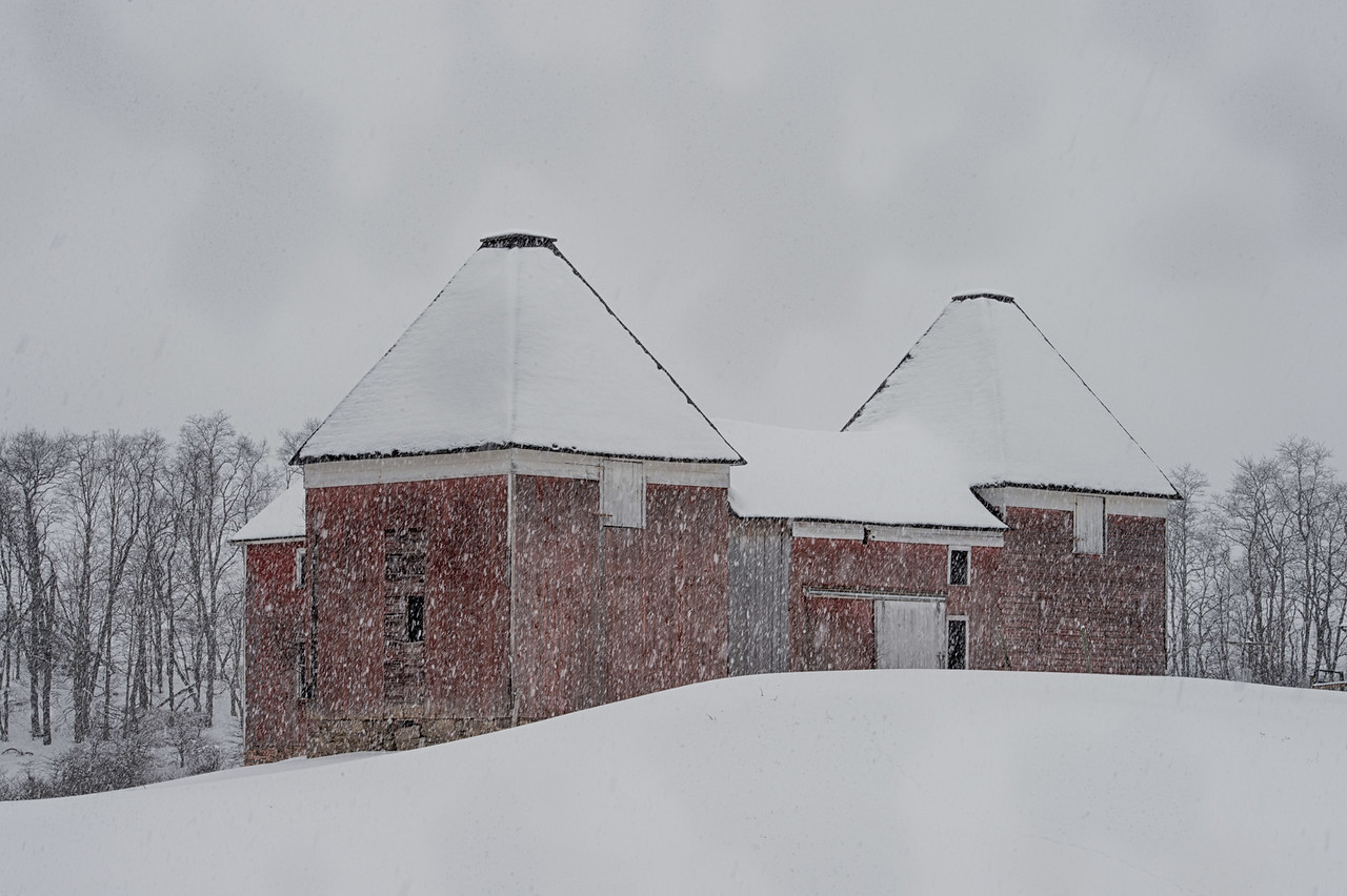 February 15 - Poolville Hop Barn