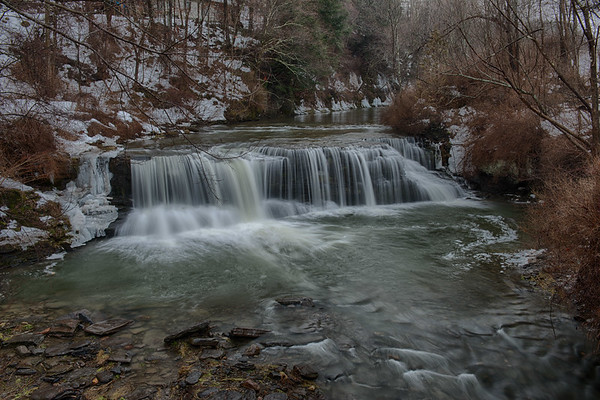 January 19 - Upperville Falls