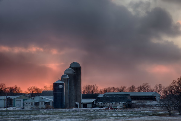 January 30 - Madison County Barn