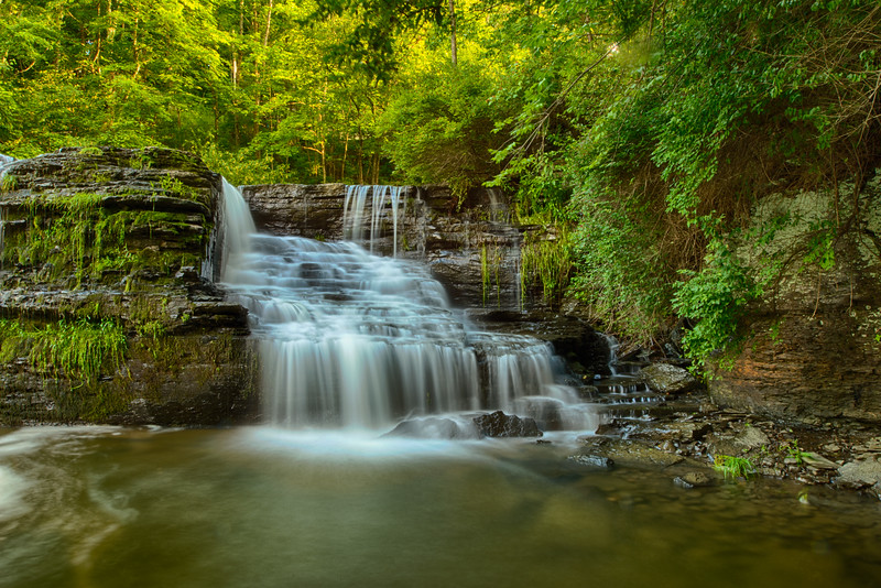 July 9 - Upperville Falls