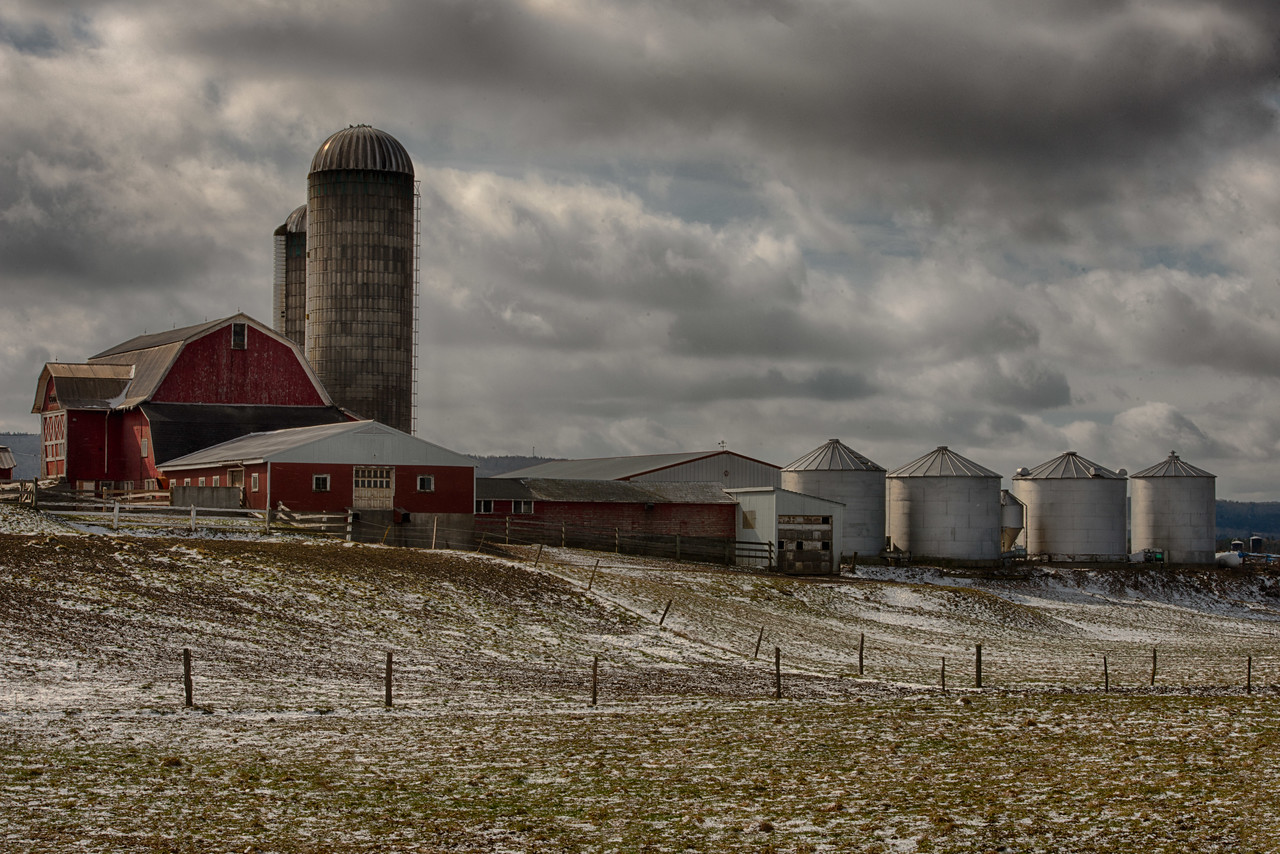 March 3 - Madison County Barn