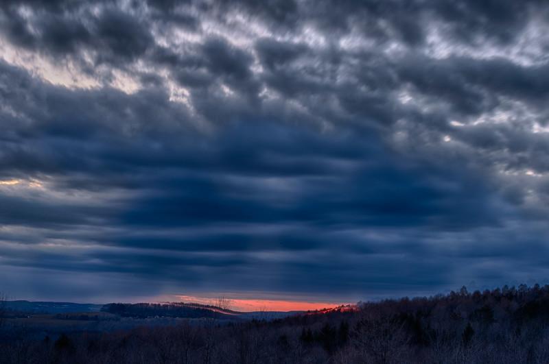 February 27 - Dewey Knob Sundown