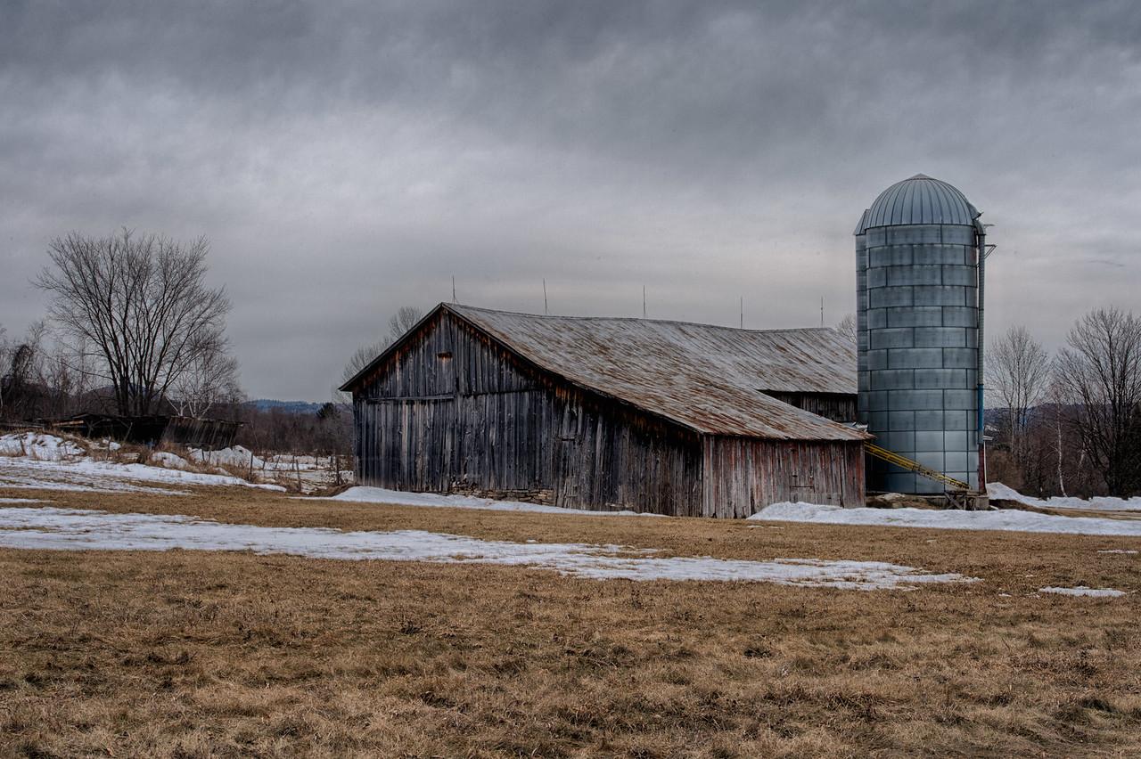 February 21 - Northern Franklin County Barn