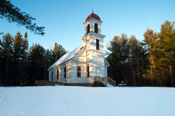 February 19 - Duane Community Center in the northern Adirondacks