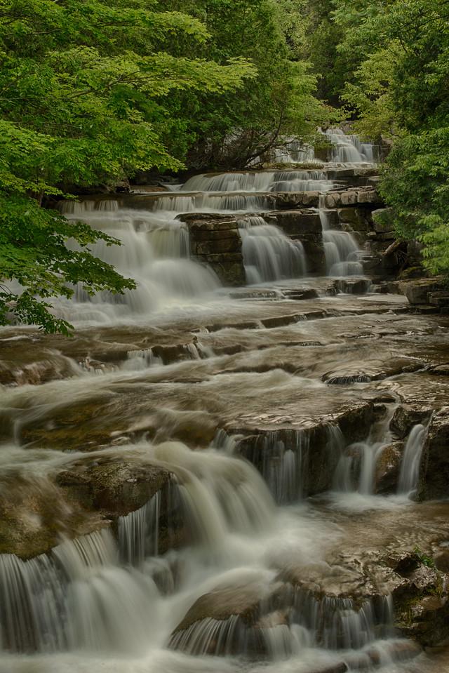 July 10 - Stockbridge Falls