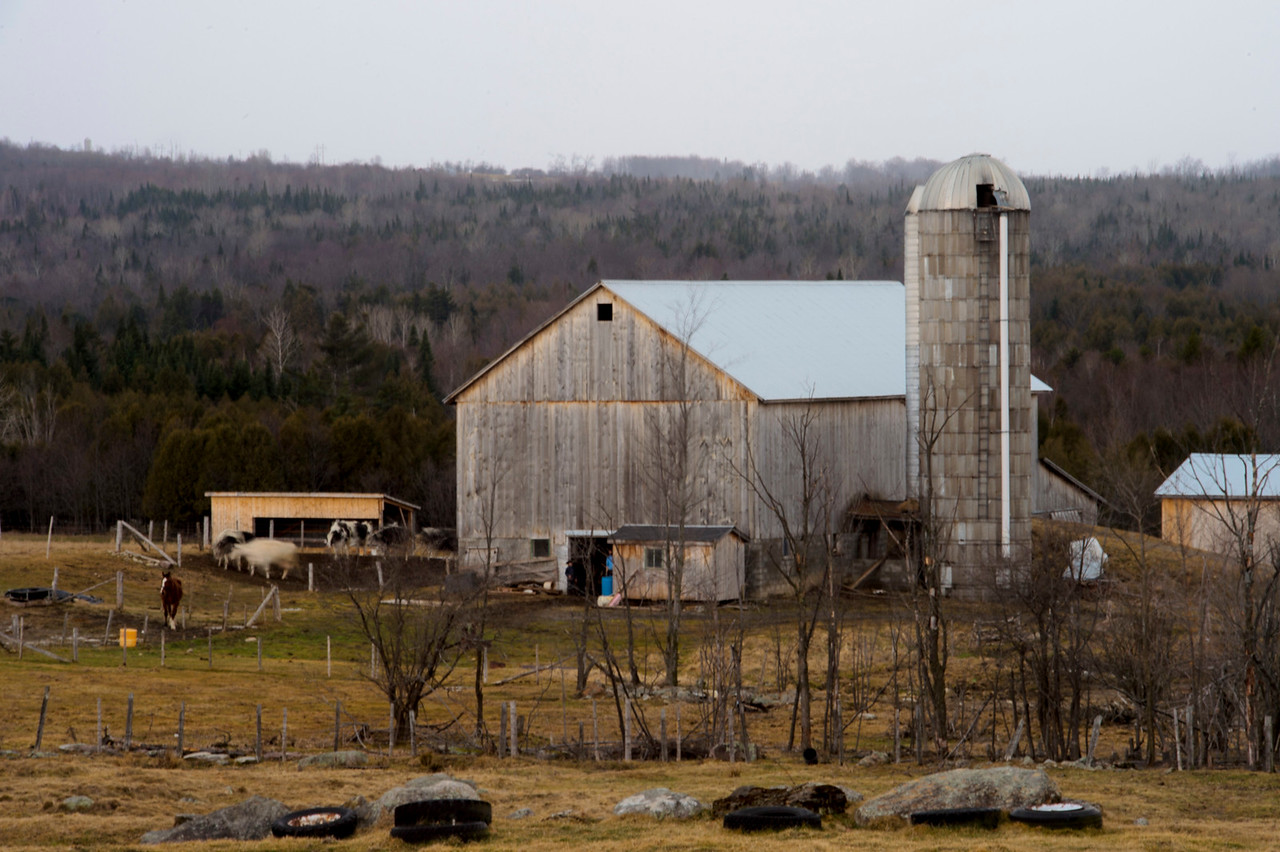 February 25 - Clinton County Barn