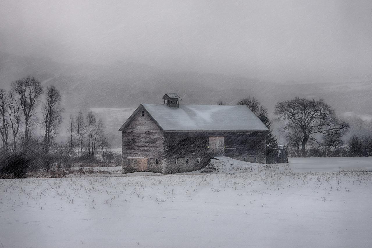 Columbus Barn