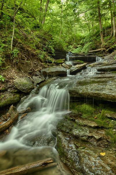 July 7 - Pixley Falls State Park