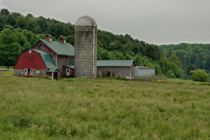 June 15 - Columbus Barn