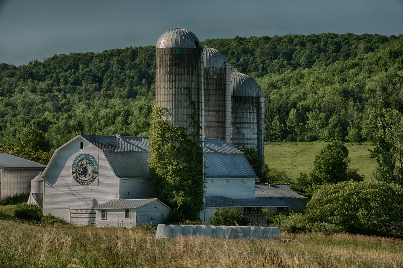 July 4 - Madison County Bicentennial Barn
