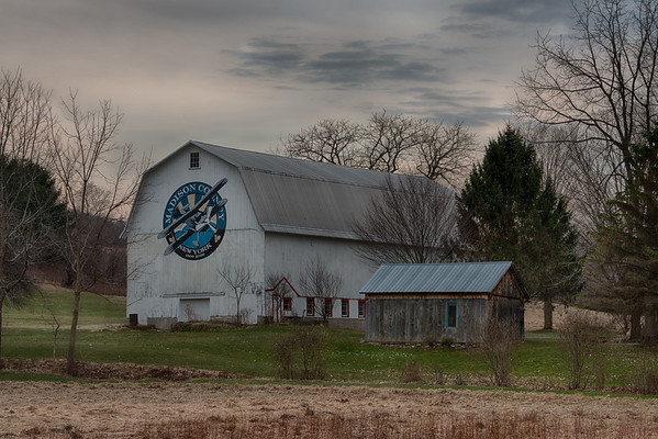 March 6 - Madison County Barn