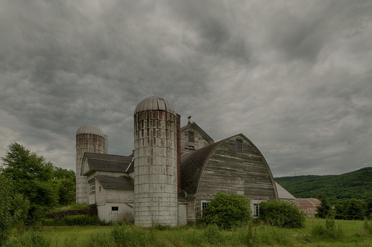 June 24 - Worcester Barn