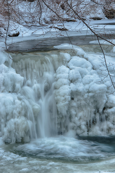 January  9 - Upperville Falls, Smyrna, NY