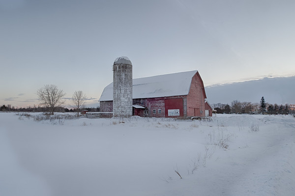 February 17 - St. Lawrence County Barn