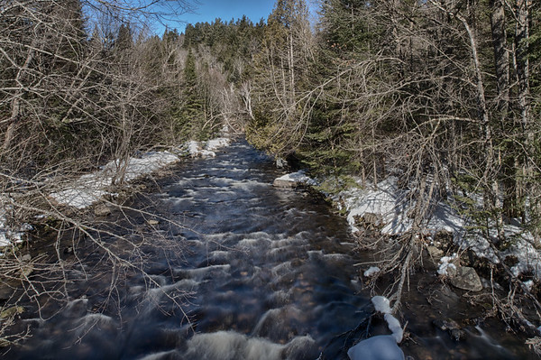 February 20 - North Branch of the Saranac River