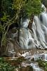 Waterfall at high water
