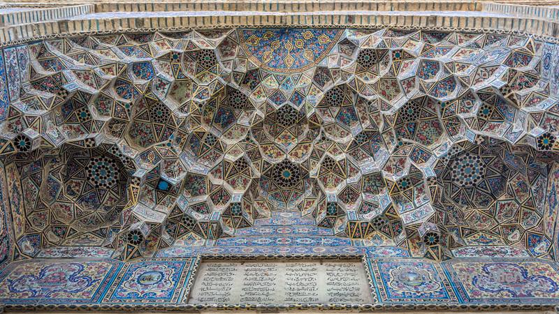 Fabulous mosaic tile work