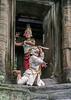 Khmer classical dancers