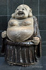 Fat jolly Buddha statue