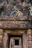 Eastern entrance to Banteay Srei