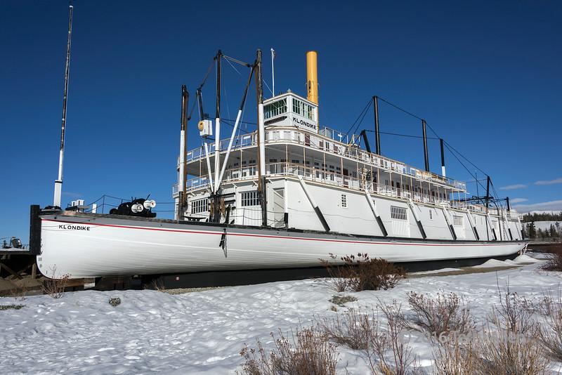 SS Klondike II