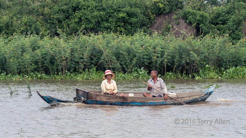 Unique boat design