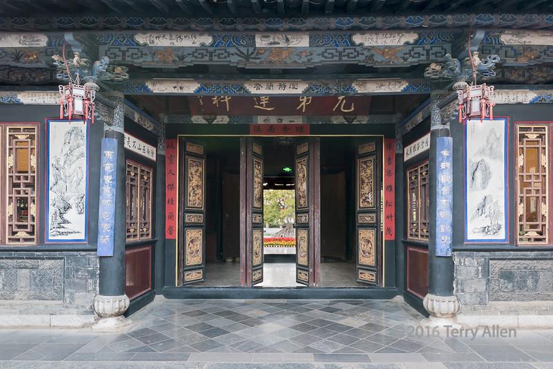 Old China artistry