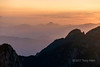 Sunrise with smog