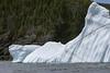 Grounded iceberg