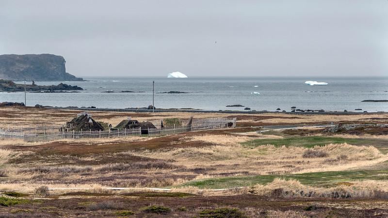Vikings and icebergs