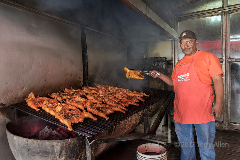 BBQ chicken anyone?